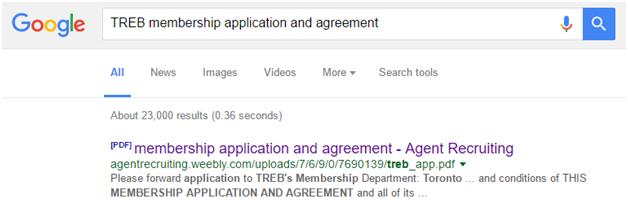 如何申请成为TREB Member 文章图片3