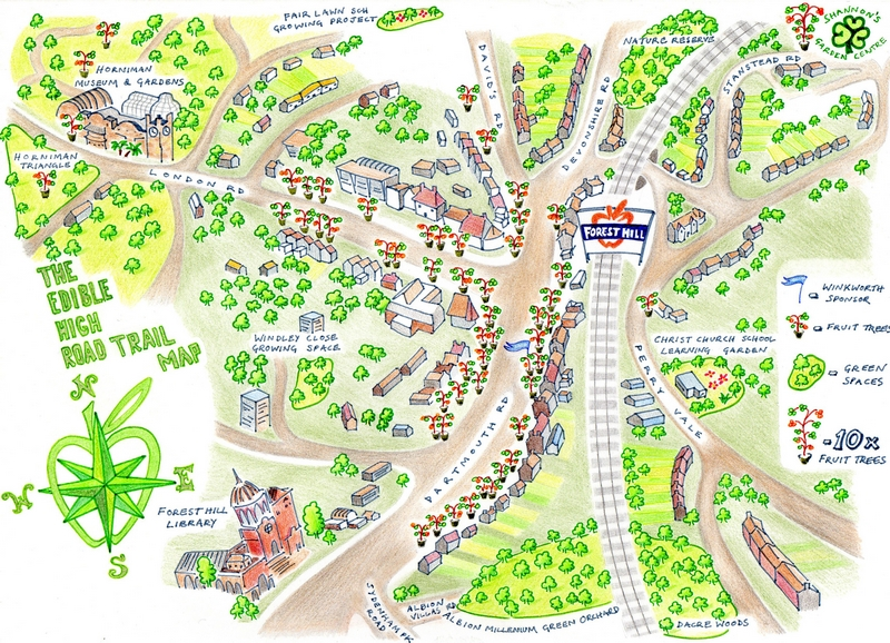 ForestHill Map 800